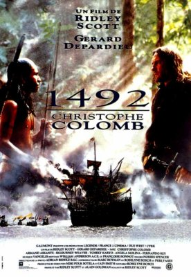 1492 - Christophe Colomb